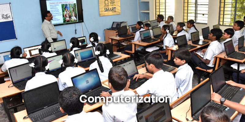 Computerization Of HP Board Of School Education