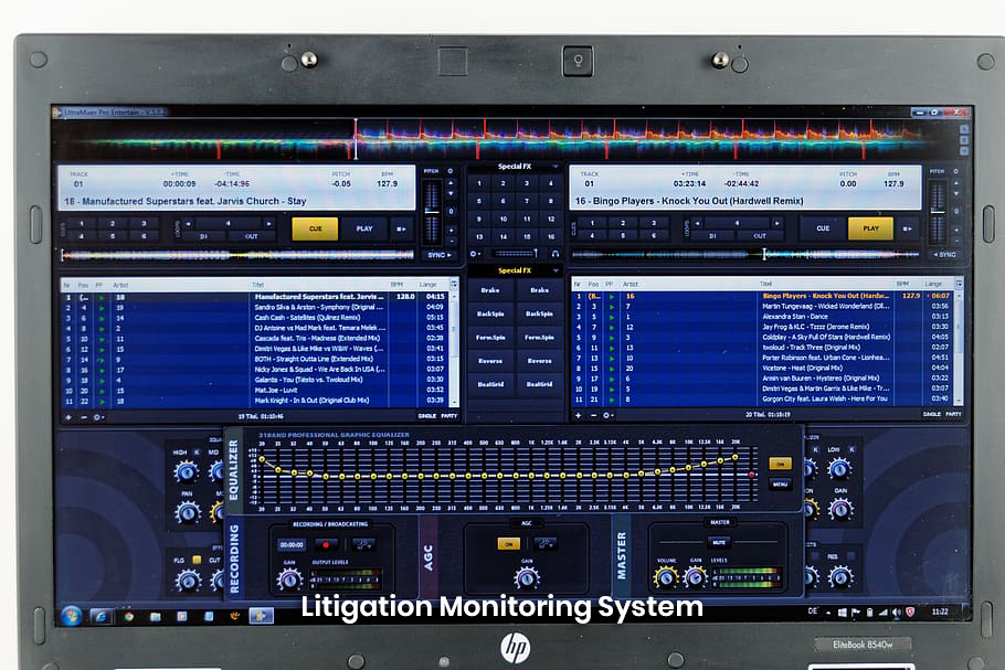 Litigation Monitoring System