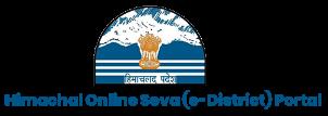 Visit e- District banner